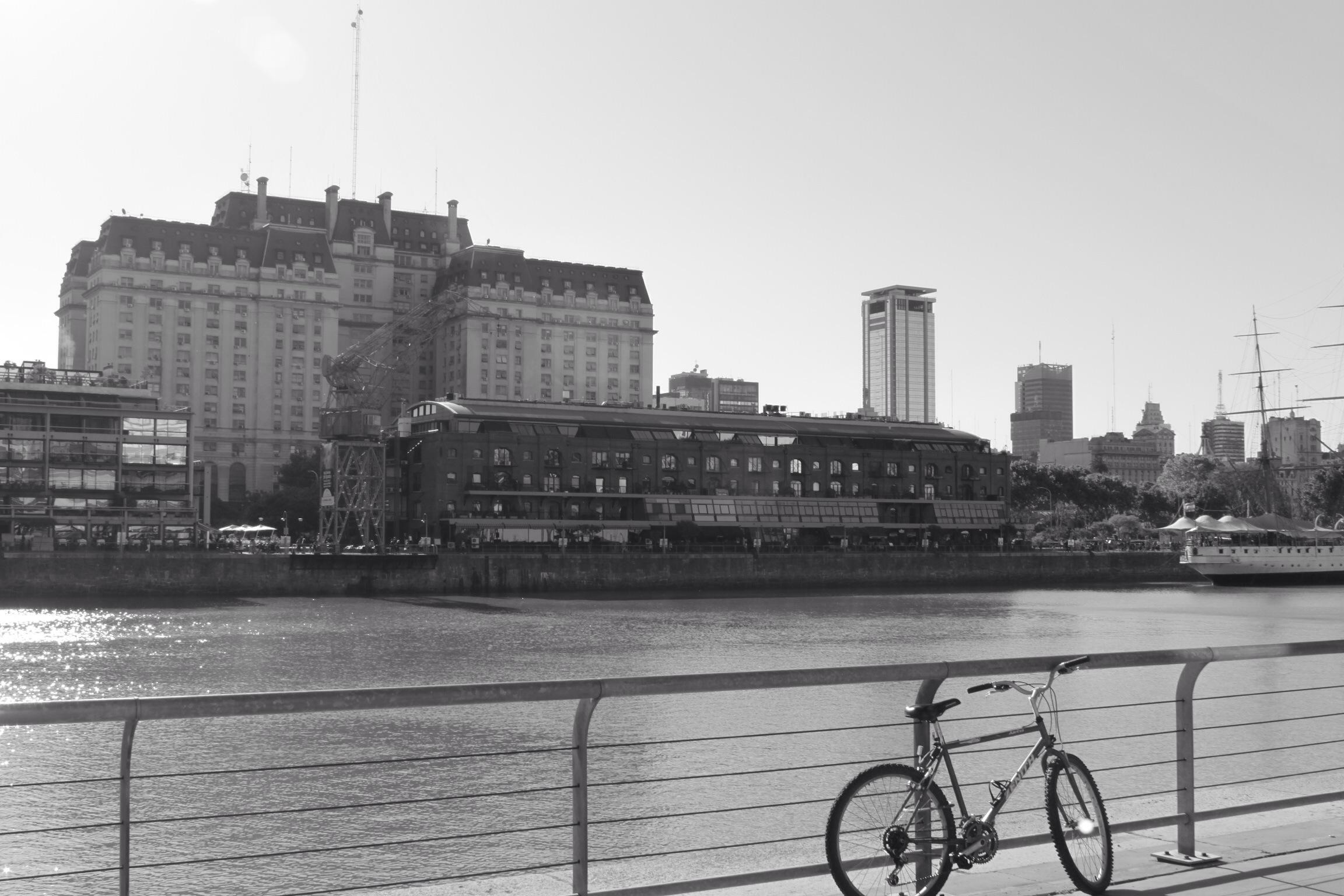 quelque part à Buenos Aires