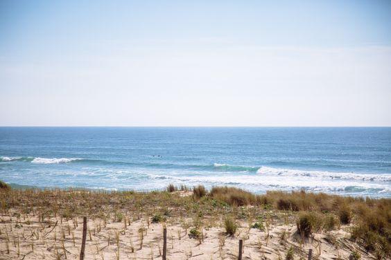 une plage océan