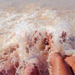 La mer, le soleil et l'été